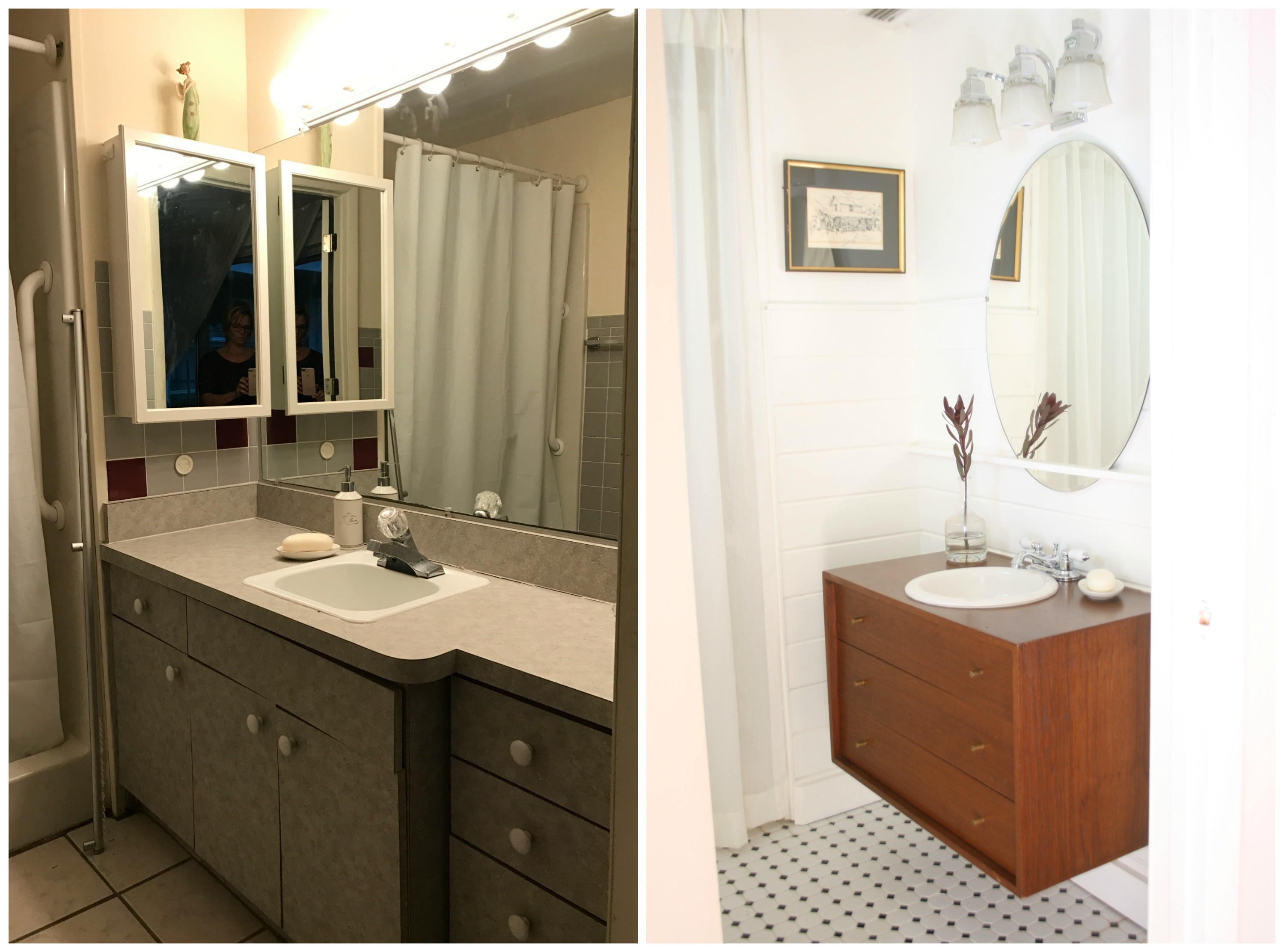 guest bath renovation